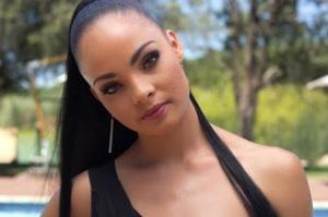 AF Miss Botswana