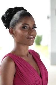 AF Miss Equitorial Guinea
