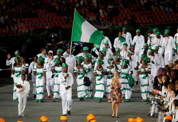 Team-Nigeria-At-The-Commonwealth-Games