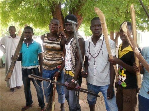 local hunters