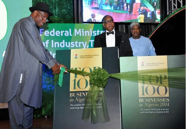 Nigeria's Top Companies