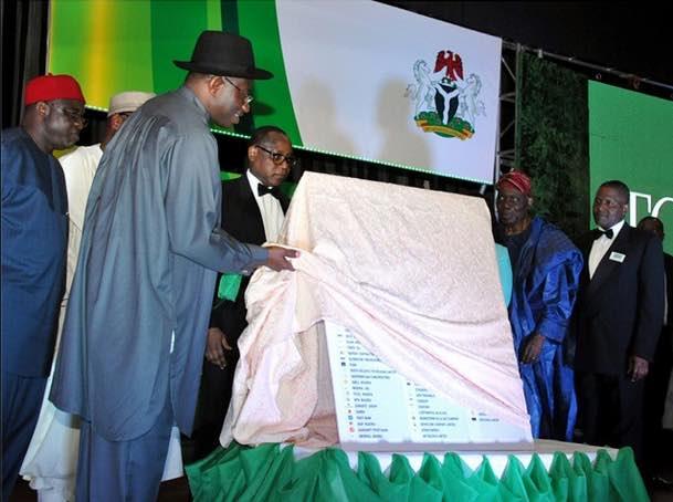 Nigeria's top
