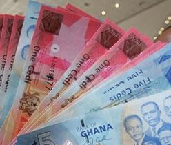 Ghana-cedis