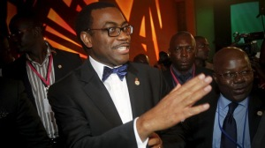 Nigerian Akinwumi Adesina won an election on Thursday to become African Development Bank (AfDB) President (Reuters)