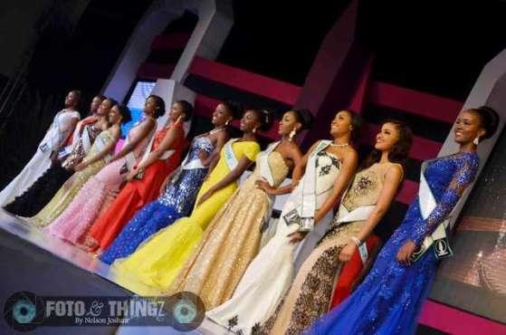 Miss Nigeria 6