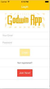 Godwin app