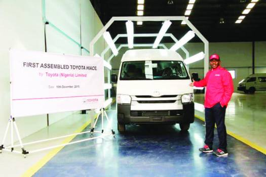 First toyota hiace bus made in Nigeria.jpg