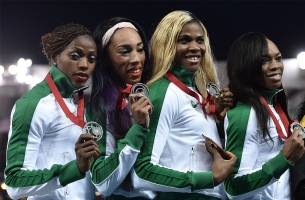 women's relay team 2