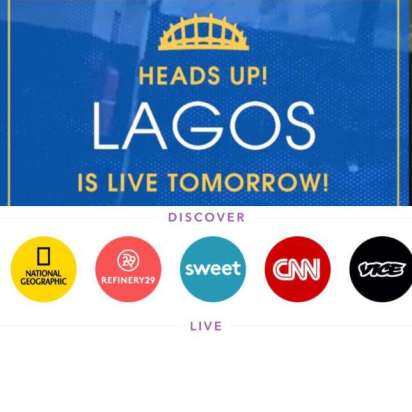 Image result for ads on snapchat nigeria