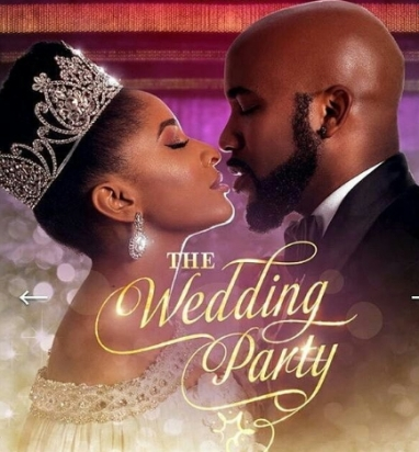 Image result for wedding party nigerian movie