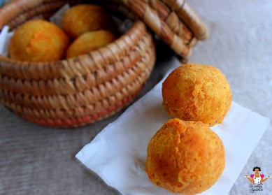 Image result for yam balls