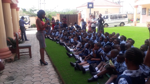 1-Pupils of Goshen Montessori School, Kubwa listening with rapt attention..jpg