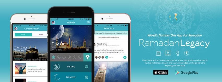 Image result for Ramadan Travel: Get smart with fasting apps