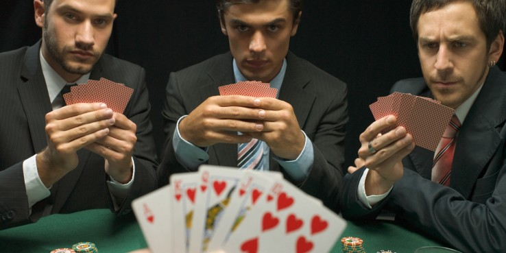 Image result for Keep a poker face