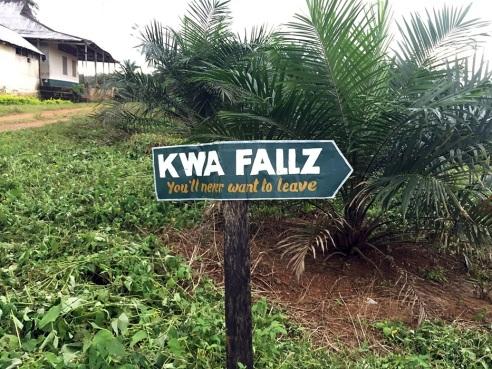 Image result for Kwa waterfalls  Calabar
